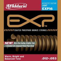 D´Addario EXP16 .012-.053