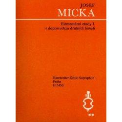 Micka Josef - Elementární etudy I.