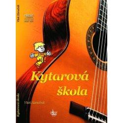 Kytarová škola Vítek Zámečník + CD