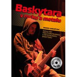 Baskytara v rocku a metalu +CD