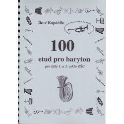 100 etud pro baryton