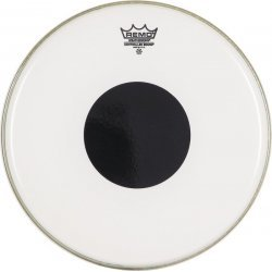 Remo Controlled Sound Black Dot 22