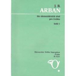 Arban - Sto elementárních etud