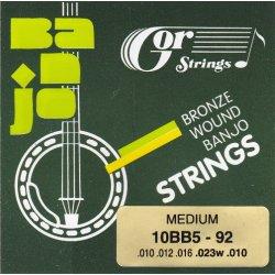 GorStrings Banjo 10BB5-92