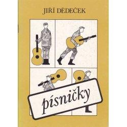 Zpěvník Jiří Dědeček - písničky