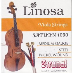 Linosa Saturn 1030 struna C viola