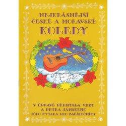 Nejkrásnější české a moravské koledy - kytara