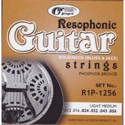GorStrings Resophonic guitar R1P-1256