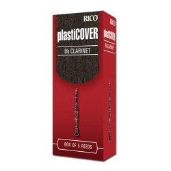 Plátky Rico Plasticover B-klar č.2 1/2