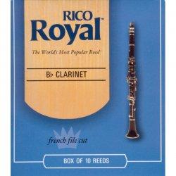 Plátky Rico Royal B-klar č.3 1/2