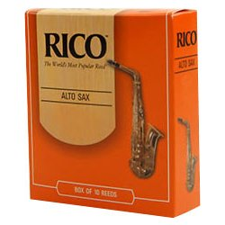 Plátky Rico Alt sax č.3