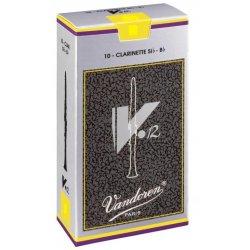 Plátky Vandoren V12 Es-klar č.3 1/2
