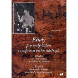 Etudy pro malý buben i soupravu - Miloš Veselý