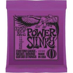 Ernie Ball 2220 Power Slinky Nickel Wound