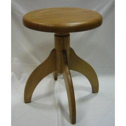 Piánová stolička - světle hnědá