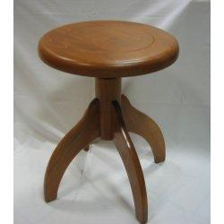 Piánová stolička - třešeň