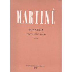 Martinů - SONATINA