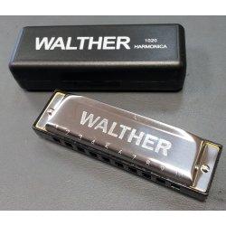 Foukací harmonika Walther Richter