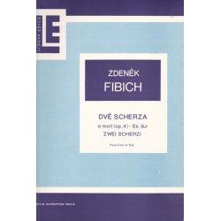 Zdeněk Fibich Dvě Scherza