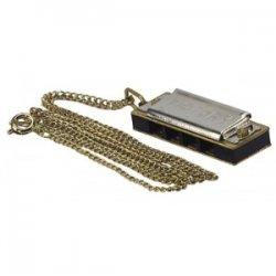 Foukací harmonika mini Walther