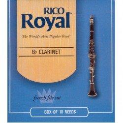 Plátky Rico Royal B-klar č.3