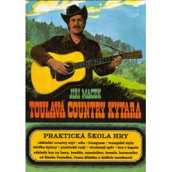 Toulavá country kytara