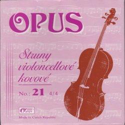 OPUS 21 struny violoncello