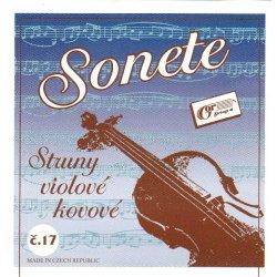 Gorstrings SONETE č.17 struny viola