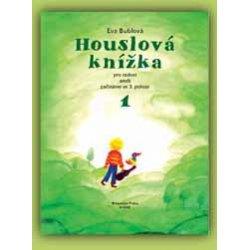 Houslová knížka 1 - Eva Bublová