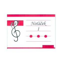 Noťáček 1 - Hana Šípková