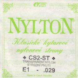 Nylton struna E1