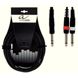 Alpha Audio Y-Kabel 6M