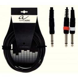 Alpha Audio Y-Kabel 1,5m